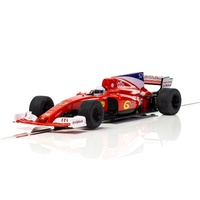 Scalextric - 2017 Formula 1 Car Red