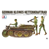 Suyata - 1/35 German Kleines Kettendraftrad (Sean's Warriors Series)