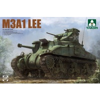 Takom - 1/35 M3A1 Lee US Medium tank