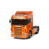 Tamiya -  Scania R470 Orange Edition