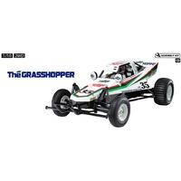 Tamiya - 1/10 THE GRASSHOPPER 2WD BUGGY KIT