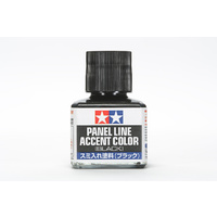 Tamiya - Panel Line Colour Black