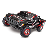 Traxxas - Slash 2WD Short Course Truck RTR w/XL-5 Black #29