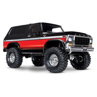 Traxxas - TRX-4 Ford Bronco Short wheel base (Red)