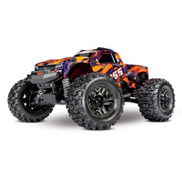 Traxxas - Hoss 4x4 VXL 1/10 Monster Truck - Orange