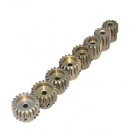 Tornado RC - 32DP 14T Pinion Gear (3.175mm Bore)