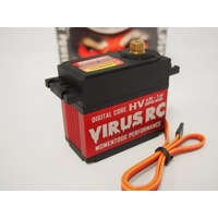 Virus Rc - High Volt1/5Th 42Kg Servo