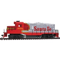 Walthers - HO Locomotive EMD GP9M Santa Fe