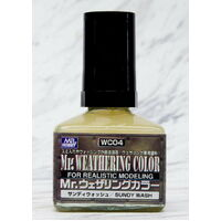 Gsi - Mr Weathering Color Sandy Wash