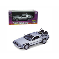 1/24 Back To The Future #1