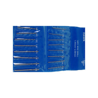 Hawk - 15Pc Mini Drill Bits Set (1.05 - 2mm)