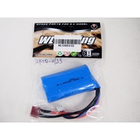 Wl Toys - 7.4V 1500Mah Battery (Wl12428)