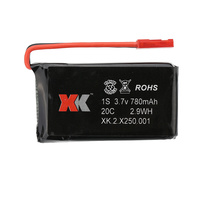 Battery Xk250 Quad 3.7V Lipo
